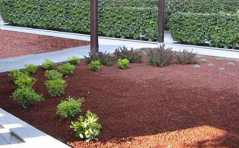 Lapilli per giardino frusta per impastare cemento for Corteccia bricoman
